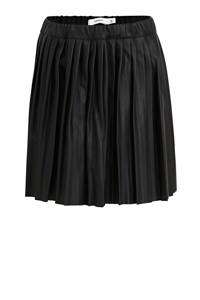 NAME IT KIDS plissé rok Nattie zwart, Zwart