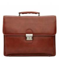 Castelijn & Beerens  13.3 inch laptoptas Realta cognac, Cognac
