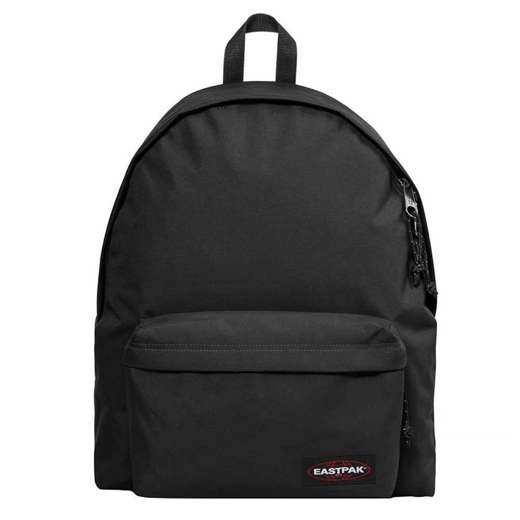 Eastpak   Padded Pak'r Laptop Rugzak XL zwart, Zwart