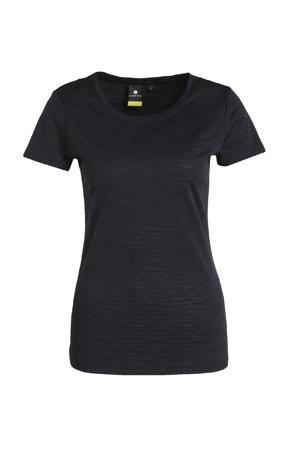 outdoor T-shirt Aakkula donkerblauw