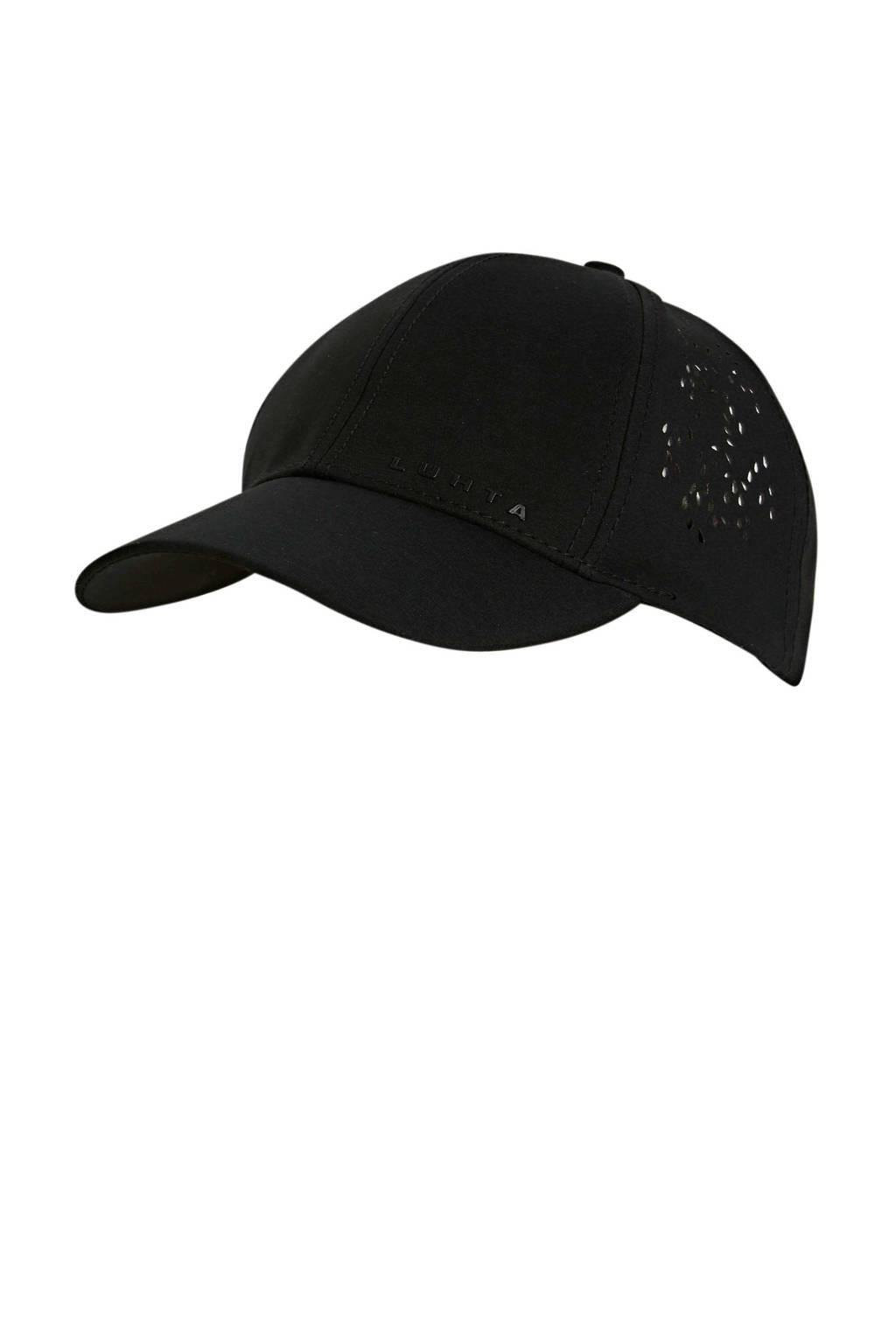 Luhta outdoor pet zwart, Zwart