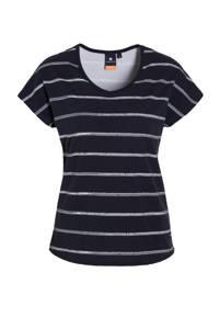 Luhta outdoor T-shirt donkerblauw, Donkerblauw