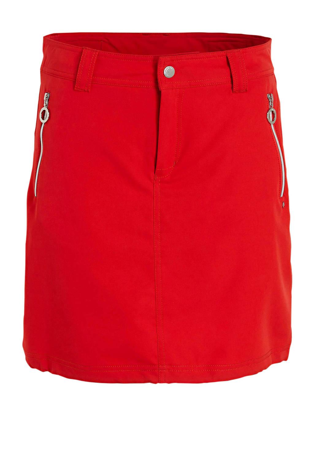 Luhta outdoor rok Ilola rood, Rood