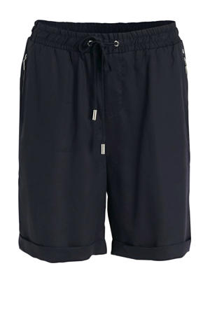 outdoor short Huukainen donkerblauw