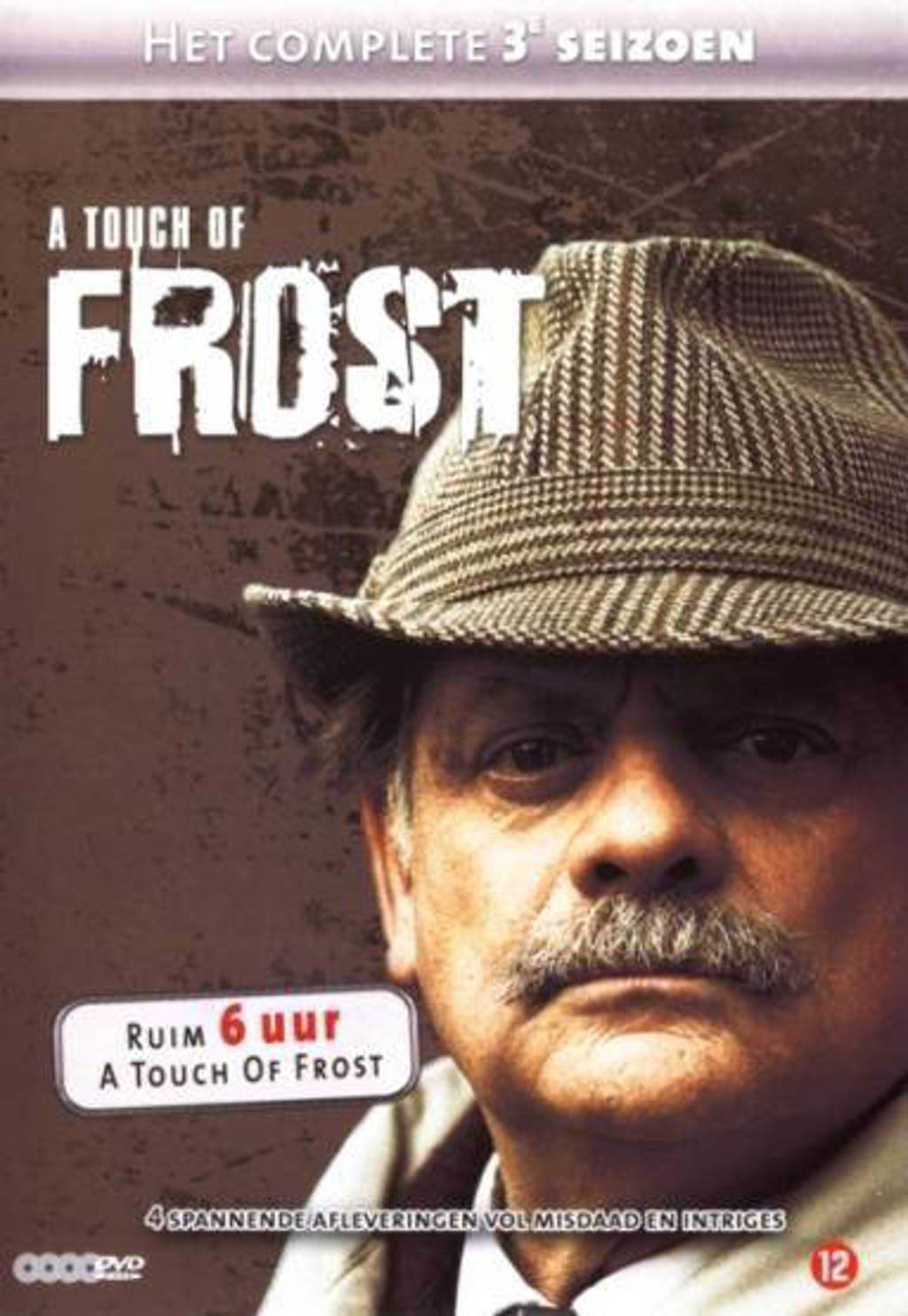 Touch of frost - Seizoen 3 (DVD)