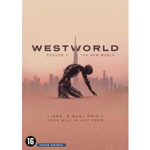 Westworld - Seizoen 3  (DVD)
