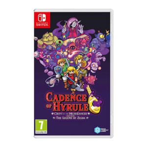 Cadence of Hyrule - Crypt of the NecroDancer Featuring Zelda  (Switch)