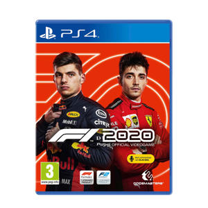 F1 2020 Standaard Editie (PlayStation 4)