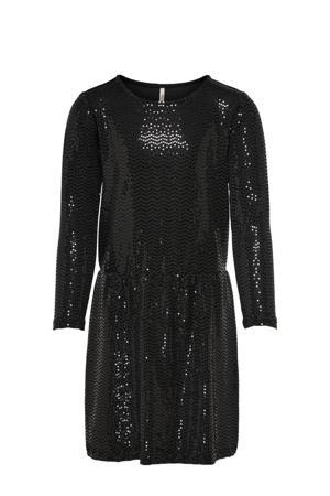 jurk Moon zwart