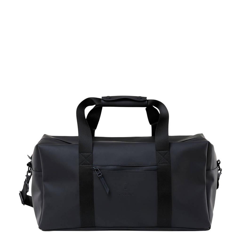 Rains  reistas Original Gym Bag zwart, Zwart