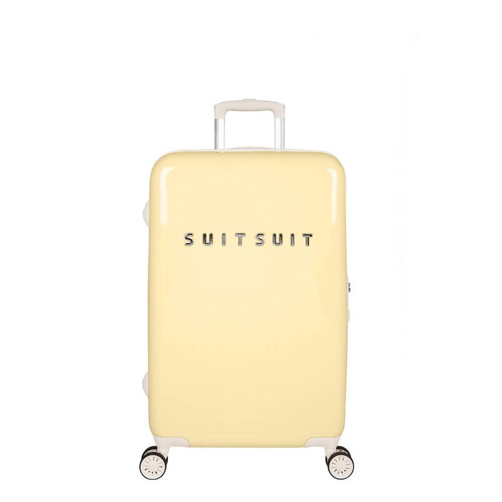Suitsuit  trolley Fabulous Fifites 66 cm. geel, Geel