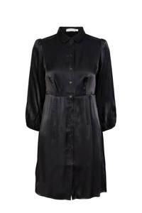 PIECES blousejurk zwart, Zwart