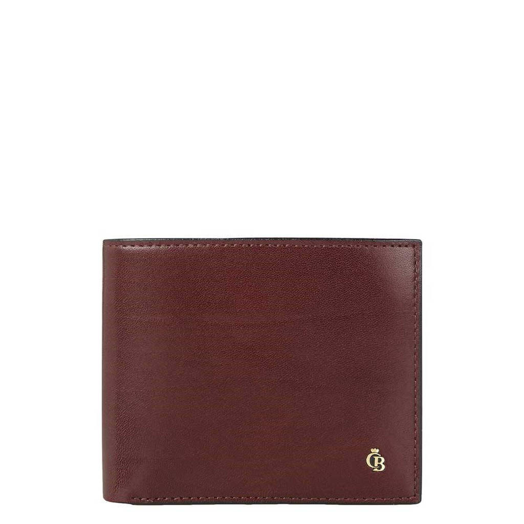 Castelijn & Beerens Nevada Billfold 9 Crooditcards bordeaux, Rood