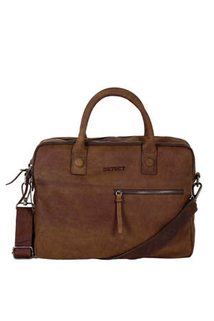 "Wall Street Workingbag 14"" bruin"