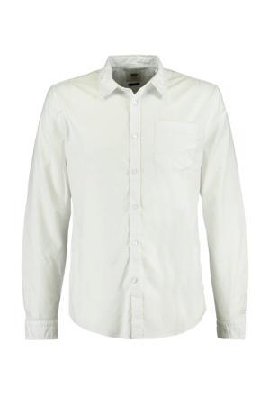 regular fit overhemd Hayes ecru