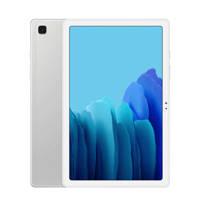 Samsung Galaxy Tab A7 64GB Wifi tablet (Wit), Zilver