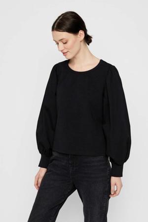 sweater Merve zwart