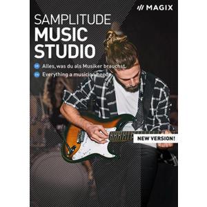 Magix samplitude music studio (PC)