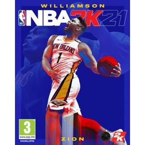 NBA 2K21 (PlayStation 5)