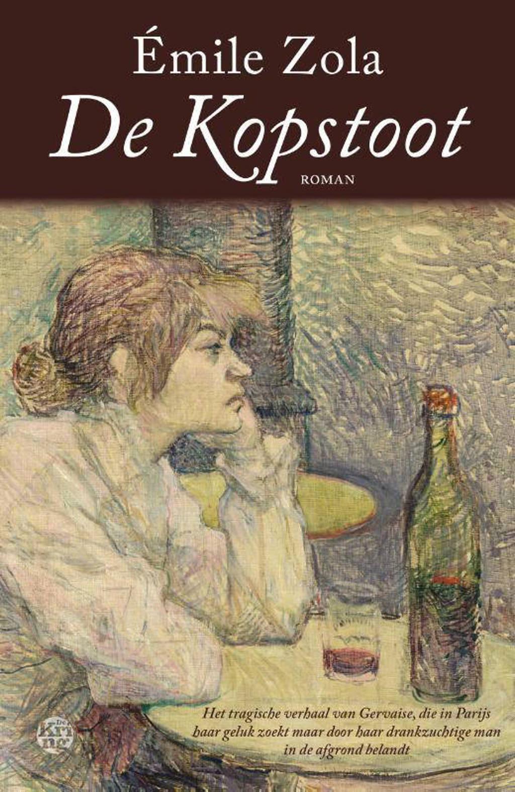 De Kopstoot - Émile Zola