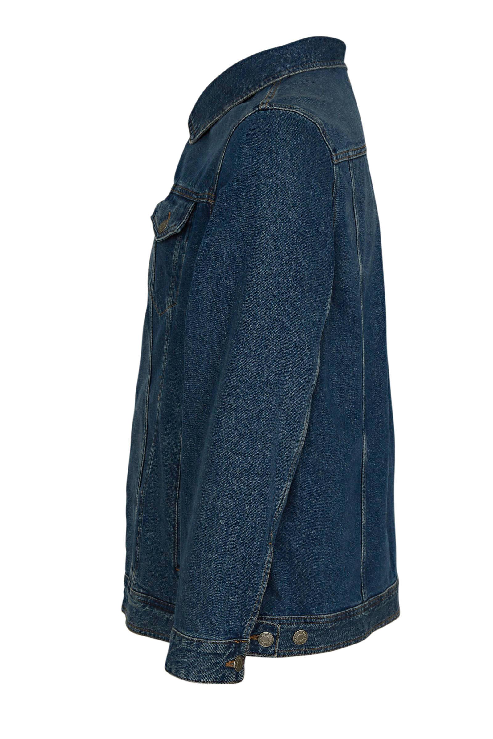 C&A XL Angelo Litrico spijkerjas blauw   wehkamp