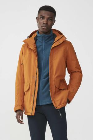 winterjas Harris oranje