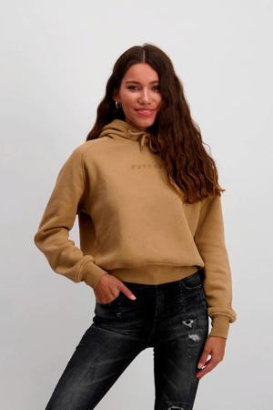 hoodie Nadine 707 hazel brown