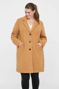 VERO MODA CURVE coat Cindy camel, Camel