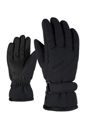 skihandschoen Kileni zwart