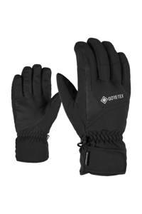 Ziener skihandschoen Garwen GTX zwart, Zwart