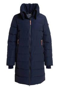 Moscow gewatteerde jas donkerblauw, Donkerblauw