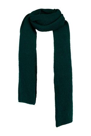 sjaal Ava donkergroen