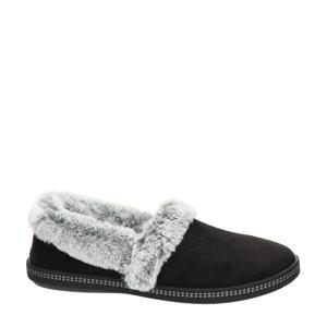 Cali pantoffels zwart