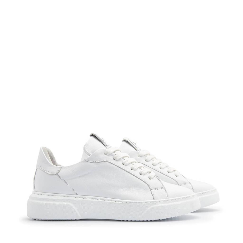 Via Vai 5401010  leren sneakers wit, Wit