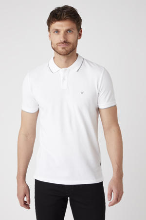 regular fit polo wit