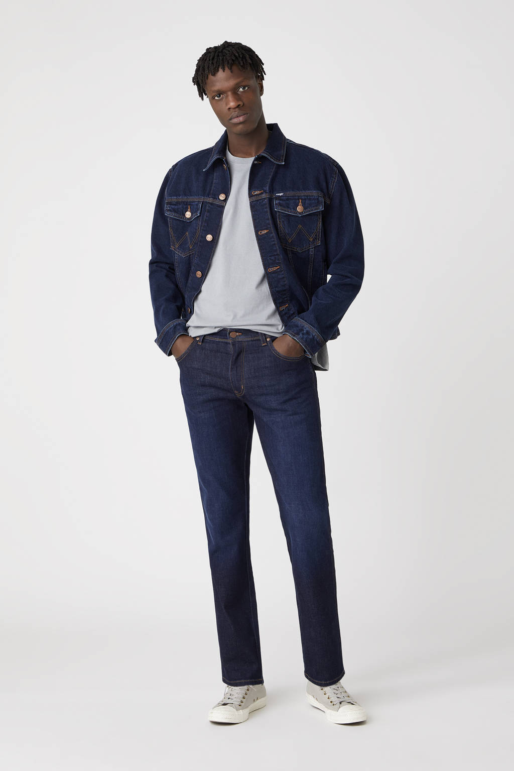 Wrangler slim fit jeans Texas lucky star, Lucky Star