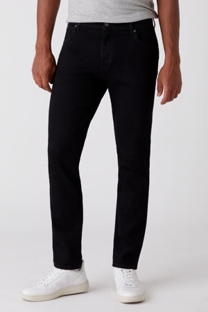 slim fit jeans Texas zwart