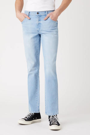 slim fit jeans Texas clear blue