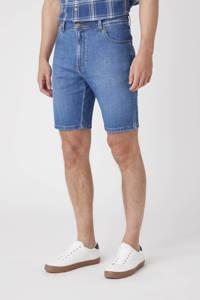 Wrangler regular fit jeans short Texas blauw, Blauw