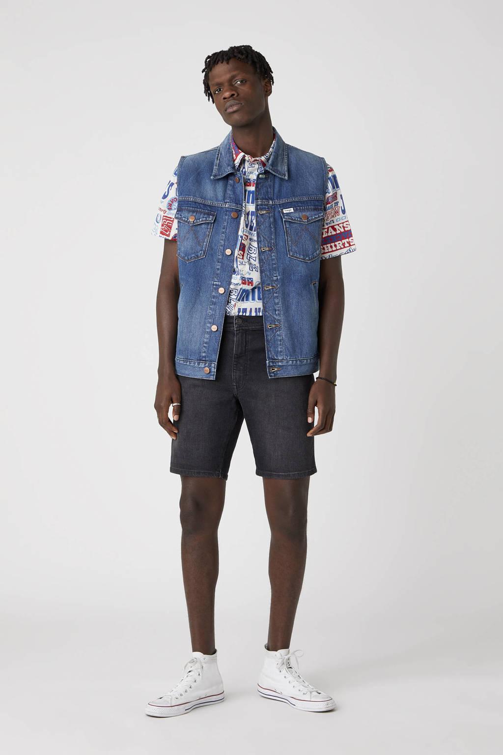 Wrangler regular fit jeans short Texas like a champ, Like a Champ