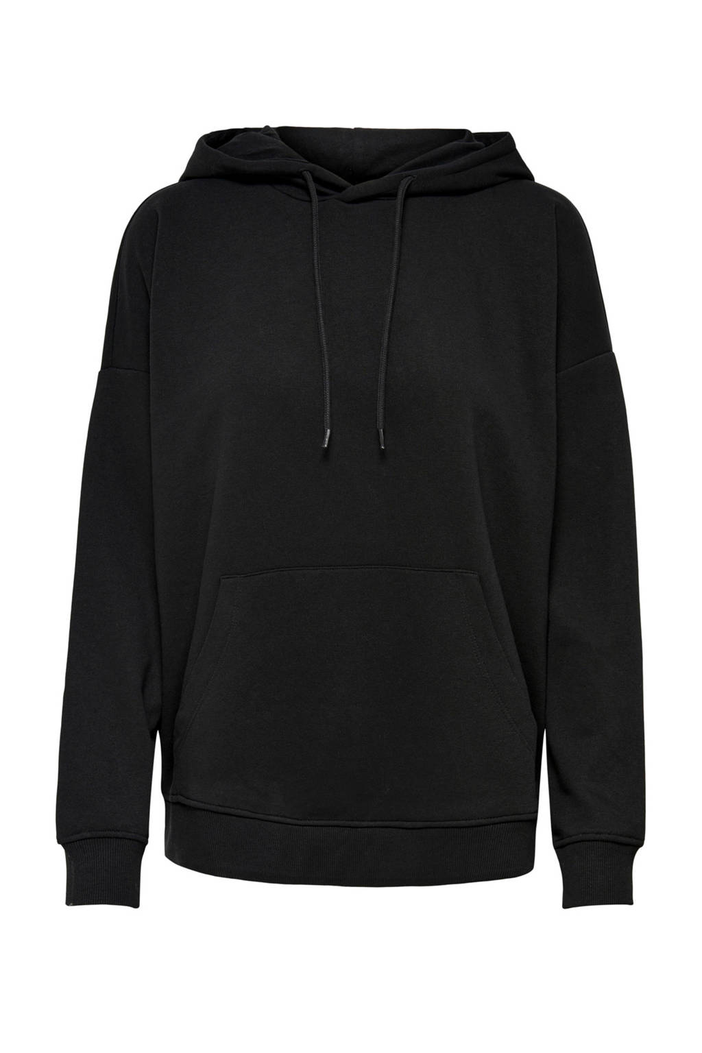 ONLY hoodie zwart, Zwart
