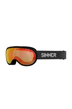 skibril Vorlage OTG mat zwart