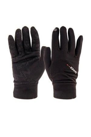 skihandschoenen Catamount II Touchscreen zwart