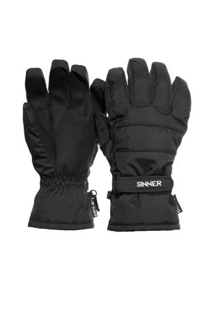 skihandschoenen Vertana zwart