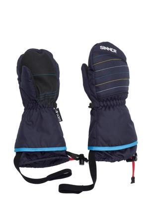 skiwanten Straton blauw/kobaltblauw