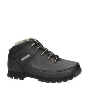 Euro Sprint Hiker  leren wandelschoenen zwart
