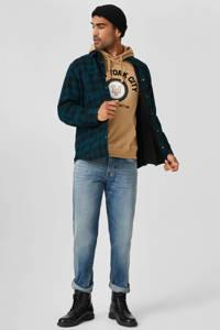 C&A Angelo Litrico hoodie met tekst beige, Beige