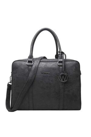 15,6 inch laptoptas Luciana zwart