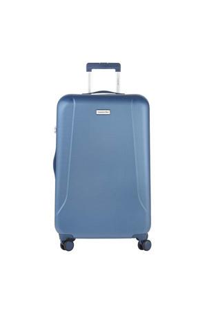 trolley Skyhopper 78 cm. blauw
