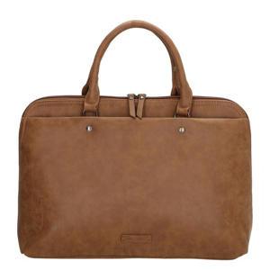 15 inch Metz Laptoptas / Business Tas camel